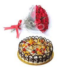 send flowers 2lbs cake tehzeeb bakers expressgiftservice