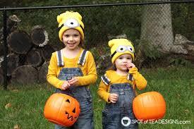 almost no sew kids tiger halloween costumes spot of tea designs