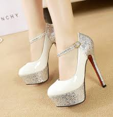 wedding shoes thick heel wedding shoe ideas unique wedding shoes for high