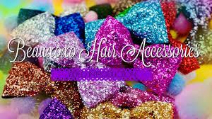 handmade hair beauxoxo handmade hair accessories trailer
