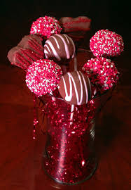 valentine u0027s day chocolate red velvet cake pops oohshiny info