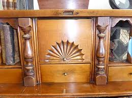 a good old desk for writing and dreaming country antiques from