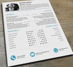 10 sleek resume designs to set you apart