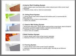 Exterior Wall Thickness High Density Fireproof Waterproof 1 6 Kg M3 Exterior Wall Fiber