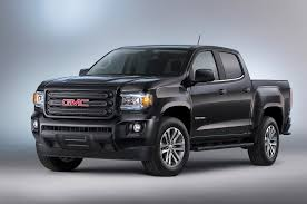 mazda truck 2015 2015 gmc canyon slt crew cab v 6 4wd review