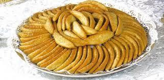 corne de cuisine cornes de gazelle cuisine marocaine