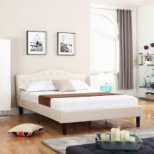 bedroom low profile platform beds headboard king queen size
