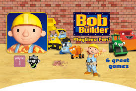 bob builder u0027s playtime fun app