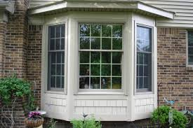 Best Colors For Painting Outdoor Brick Walls by Tips U0026 Ideas White Single Hung Pella Windows Matched With Brick