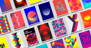 50days of poster collection design ideas