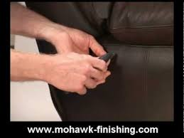 How To Repair A Leather Sofa Tear 46 How To Repair Cuts And Holes In Leather By Mohawk Finishing