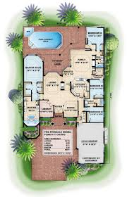 Mediterranean Style Floor Plans Mediterranean Style Floor Plans Design Ideas House Plans Tuscan