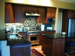 renovated kitchens with green cabinets amazing renovated