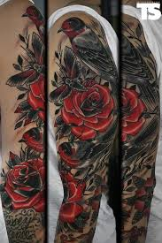 203 best rose tattoos images on pinterest picture tattoos rose