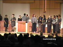 everyday is thanksgiving st church mega praise team