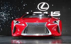 lexus lf lc concept cena new look lexus shows lf lc blue concept in australia boasts