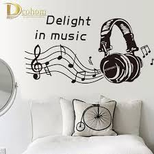 music themed decorations promotion shop for promotional music