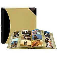 high capacity photo album pioneer 4 x 6 in high capacity photo album 500 photos brown