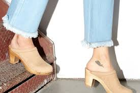 What Are The Most Comfortable High Heels All Hail The Return Of Clogs The Most Comfortable U0027it U0027 Shoe Racked