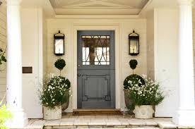 wonderful beautiful front door flower pots images best