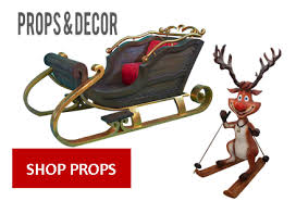 Commercial Reindeer Christmas Decorations by Commercial Christmas Decorations Shop For All Your Christmas