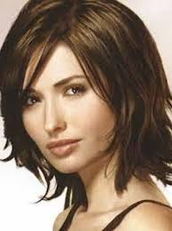 hair styles for layered thick hair over 40 new short hairstyles for thick hair long face hair pinterest