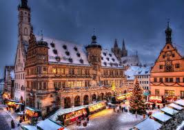 polar express across the best markets of germany