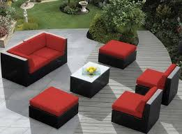 Wicker Patio Furniture Cushions Rolston Wicker Patio Furniture Chicpeastudio For Wicker Patio