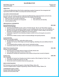 Procurement Sample Resume by Sample Resume For Biotech Internship Augustais