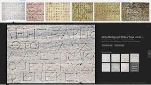 bureau d ude m anique lyon epigraphy an introduction by michèle brunet lyon 2