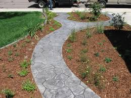 crushed stone patio ideas