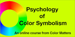 Color Blindness Psychology Color Matters Welcomes You To The World Of Color Symbolism