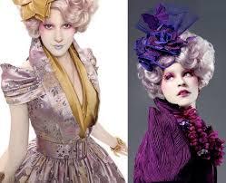 Effie Halloween Costume 16 Effie Trinket Images Hunger Games Costume