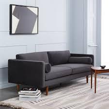 Monroe MidCentury Sofa  West Elm - Mid century sofas