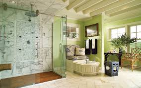 funky bathroom ideas bathroom with teak shower floor