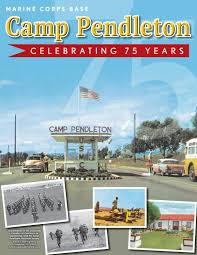 2017 camp pendleton u0027s 75th anniversary magazine by oceanside