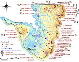 puget sound basin map nrcs oregon