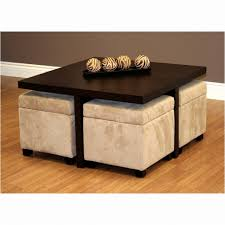 coffee tables ottoman coffee table with storage awesome