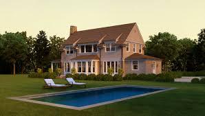 lewey lake shingle style home plans by david neff architect