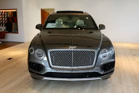 2017 bentley bentayga w12 signature stock 7nc015824 for sale