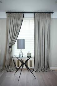interior contemporary living room curtain interior design and