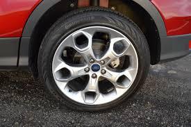 Ford Escape Titanium - 2016 ford escape titanium 4wd review car reviews and news at