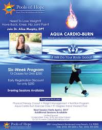 therapy classes warm water therapy california aquatic therapy and