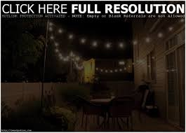 Cheap Patio String Lights by Backyards Awesome A Canopy Of String Lights In Our Backyard 94