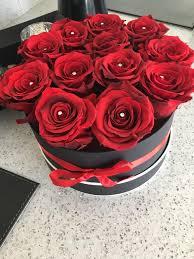 preserved roses roses year lasting roses petal stems