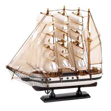 Nautical Appearance Amazon Com Gifts U0026 Decor Passat Tall Ship Detailed Wooden Model