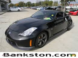 nismo nissan 350z 2008 nissan 350z nismo coupe in magnetic black photo 5 750909