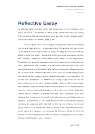 Resume Examples Reflective Essay Thesis Statement Examples A Great     Brefash