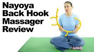 back hook nayoya back hook massager review ask doctor jo