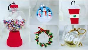 How To Make Christmas Decorations At Home Mini Christmas Trees Diy Alldaychic